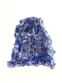 blue lump