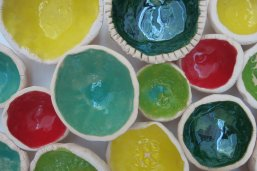 COLOUR: Glazing workshop