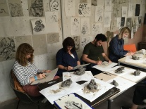 Wet Clay workshop 2017