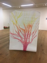 Instant Exhibition with GCSE students, Gerald Moore Gallery